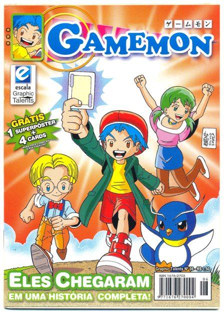 GRAPHIC TALENTS n°06 - GAMEMON - ELES CHEGARAM