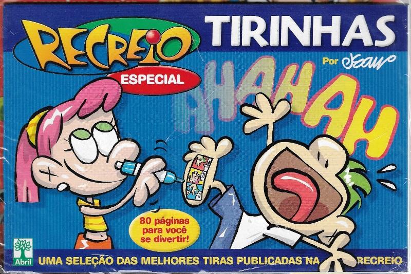 Revista Recreio [Você Conhece?] Recreio_Tirinhas_01