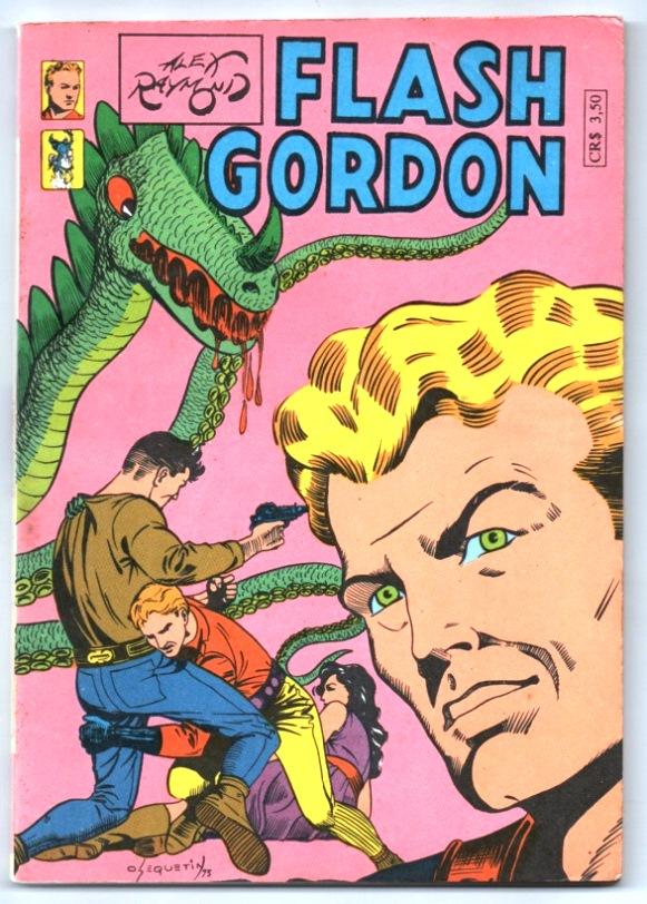 FLASH GORDON nº14 - EDITORA PALADINO